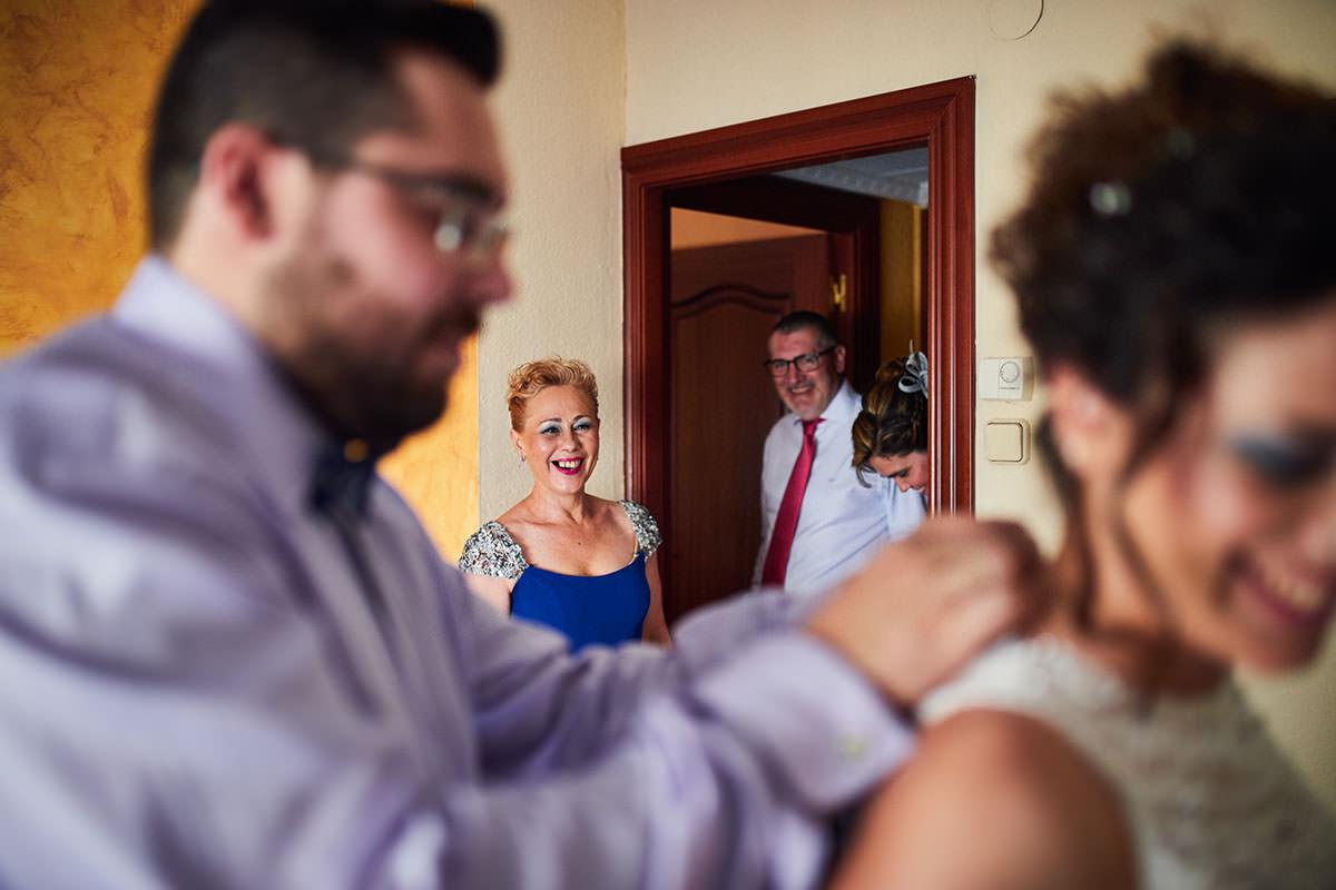 casa de la novia boda Zaragoza
