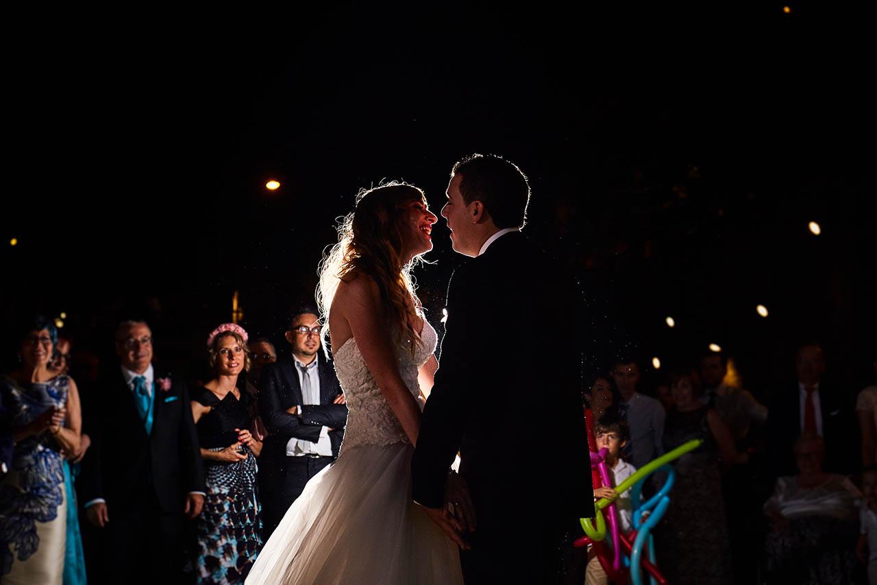Baile boda Zaragoza nupcial