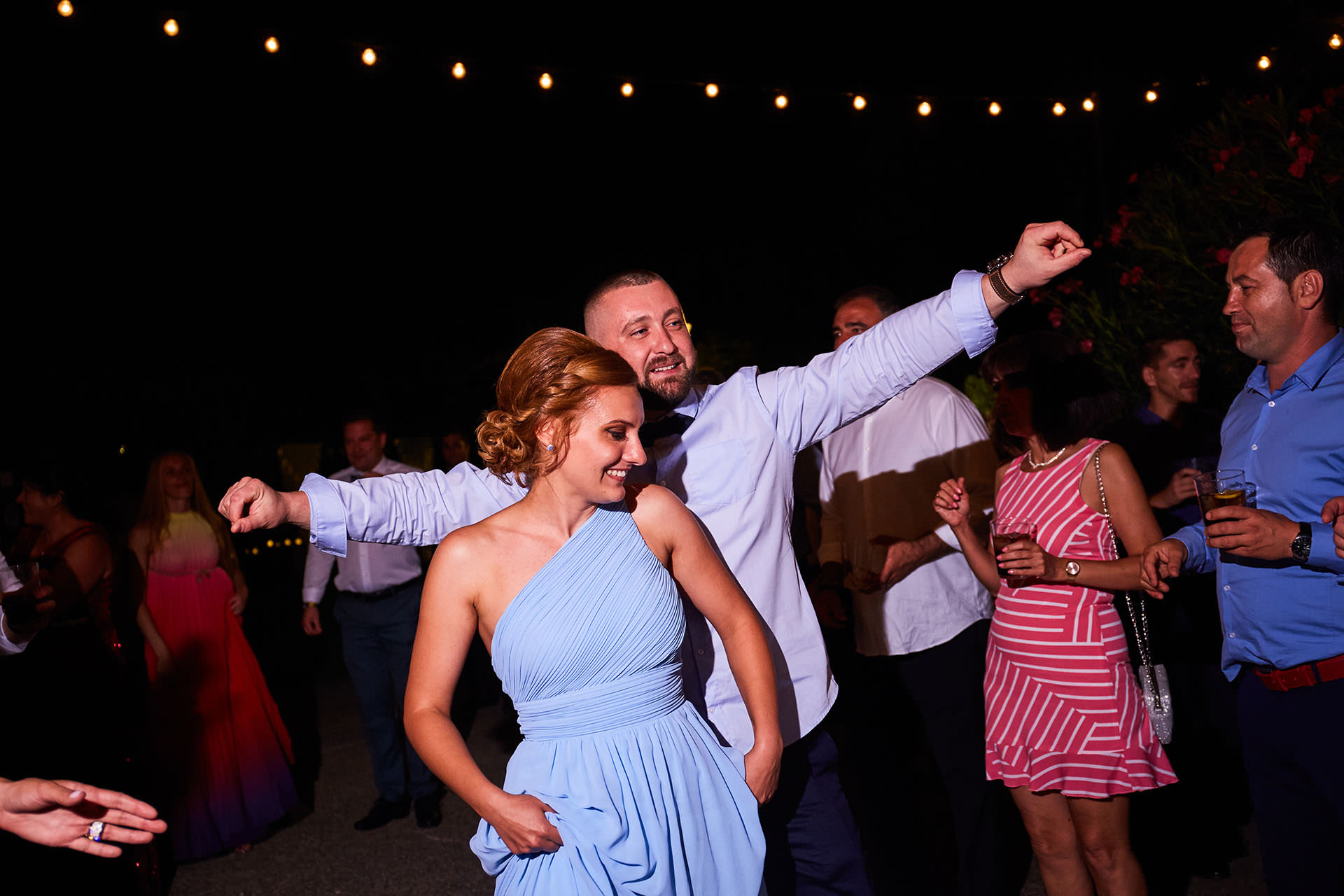 Baile boda Zaragoza