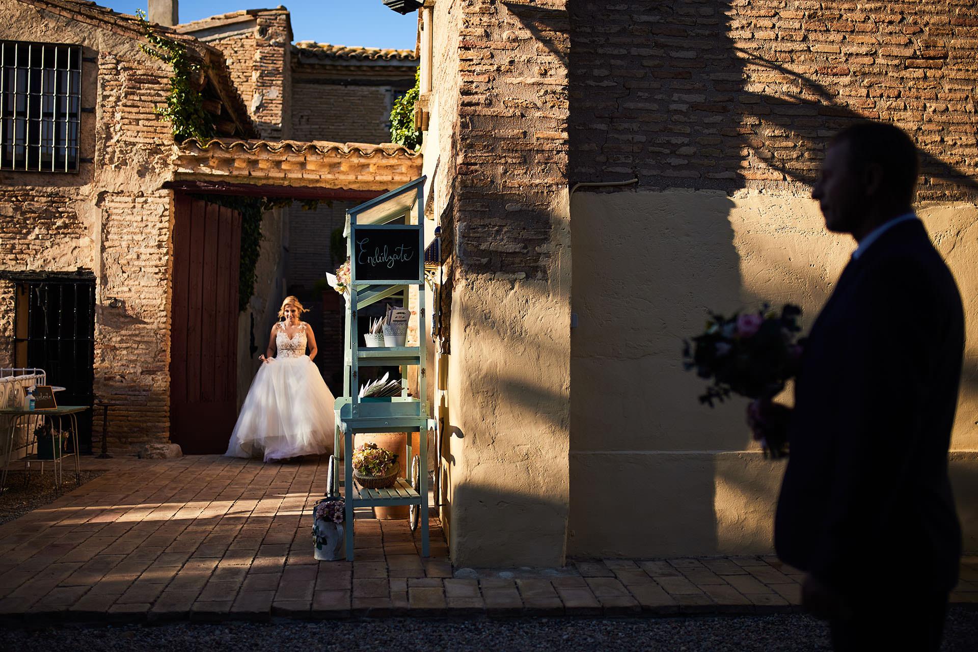boda Zaragoza torre del pino