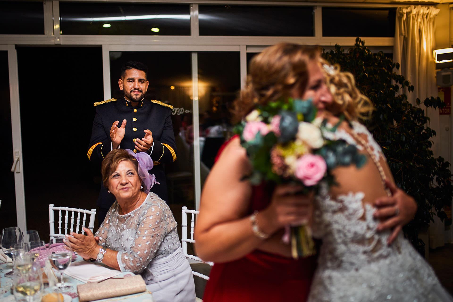 boda en torre del pino emocionante