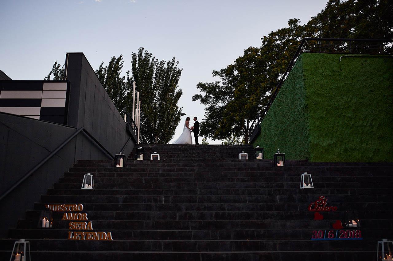 novios boda Zaragoza