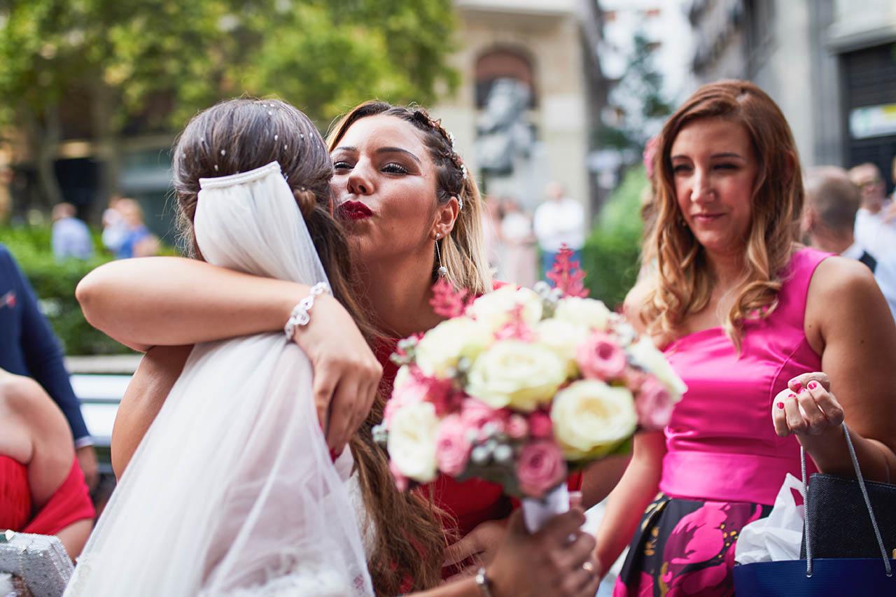 abrazos boda Zaragoza