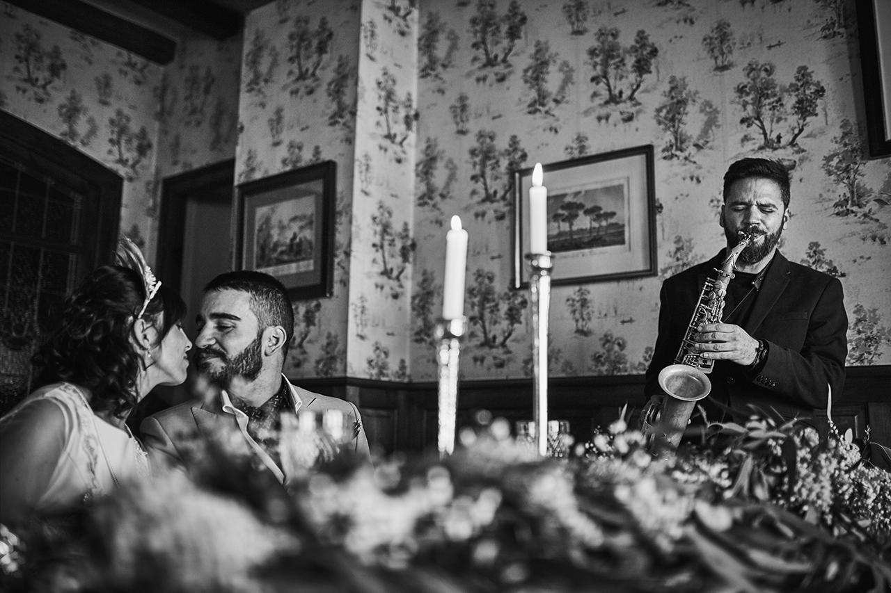 ambientacion musical bodas Zaragoza