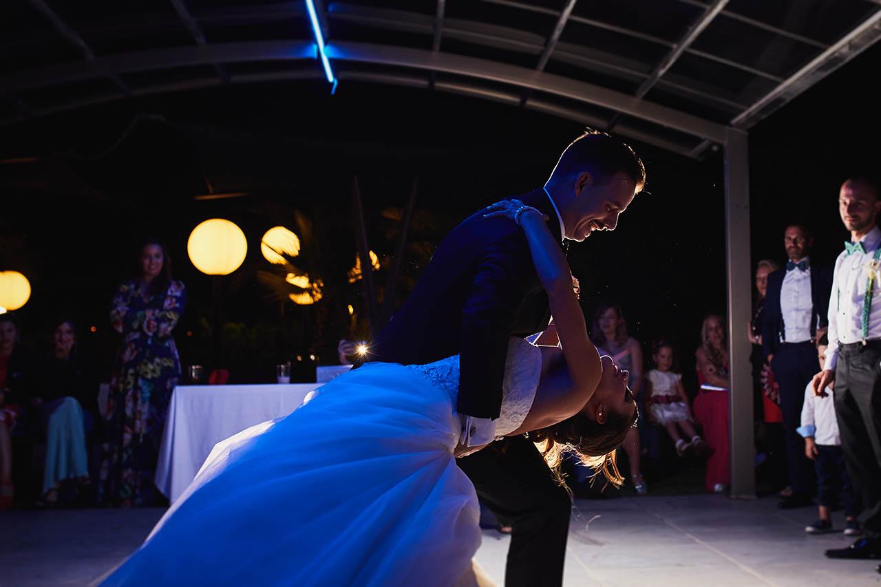 baile nupcial Zaragoza