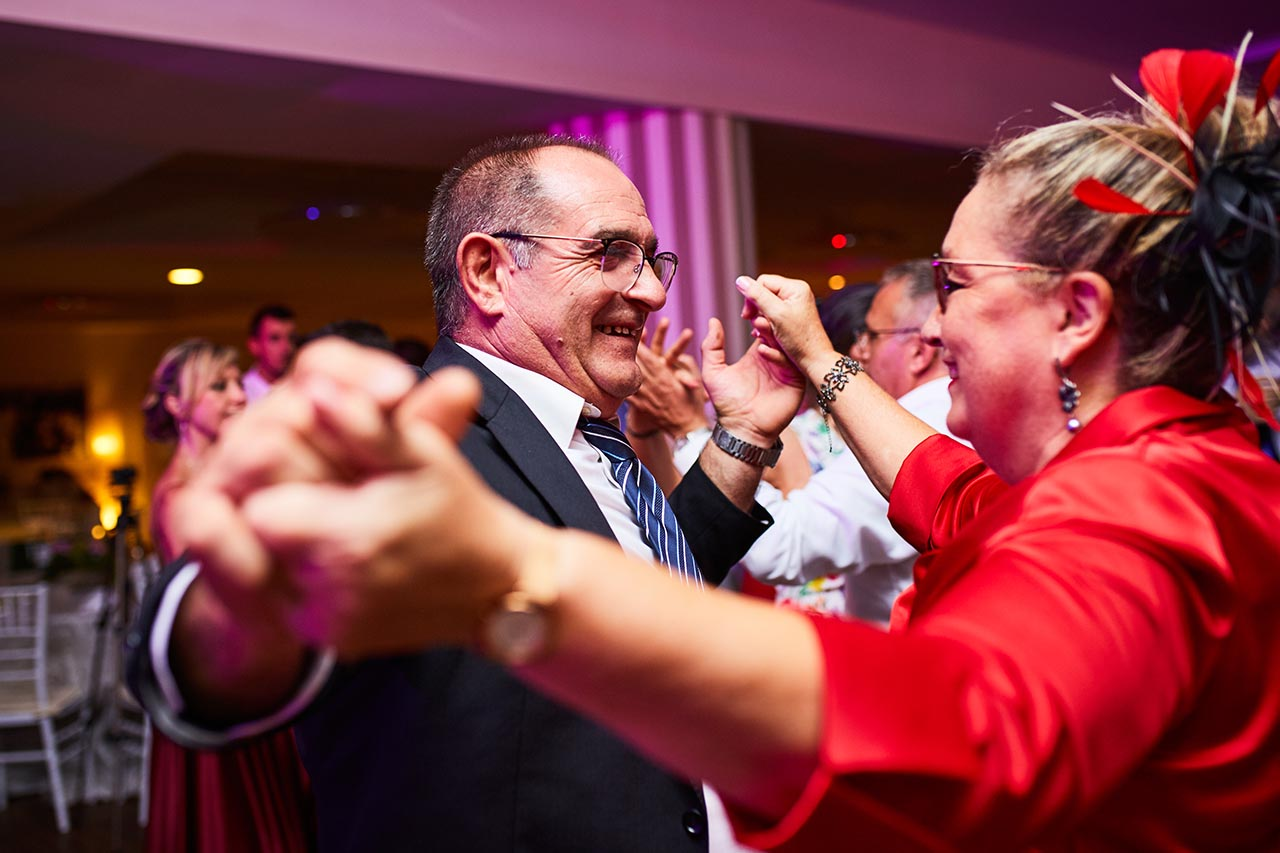 boda bailes zaragoza