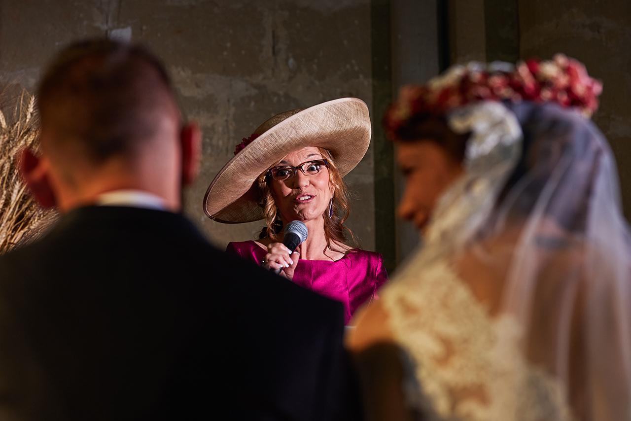 boda en la iglesia cinco villas