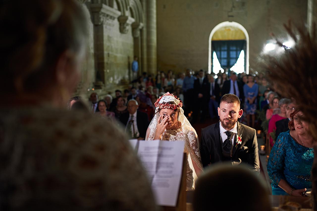 boda en luna Aragon