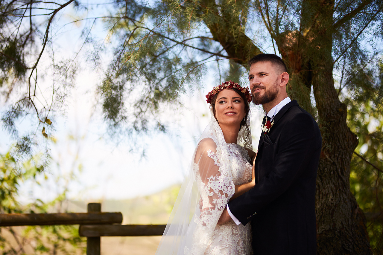 boda en luna cinco villas ejea