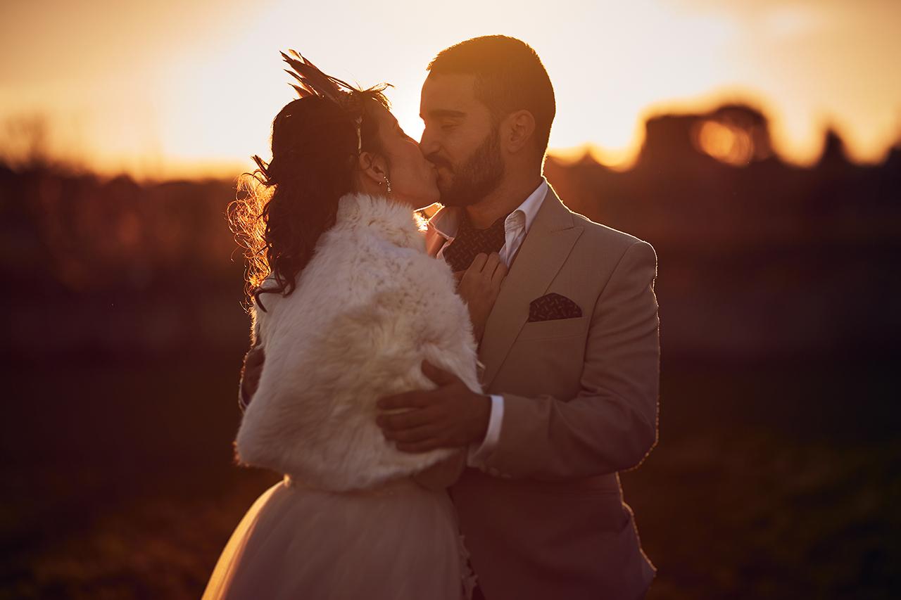 boda romantica Zaragoza