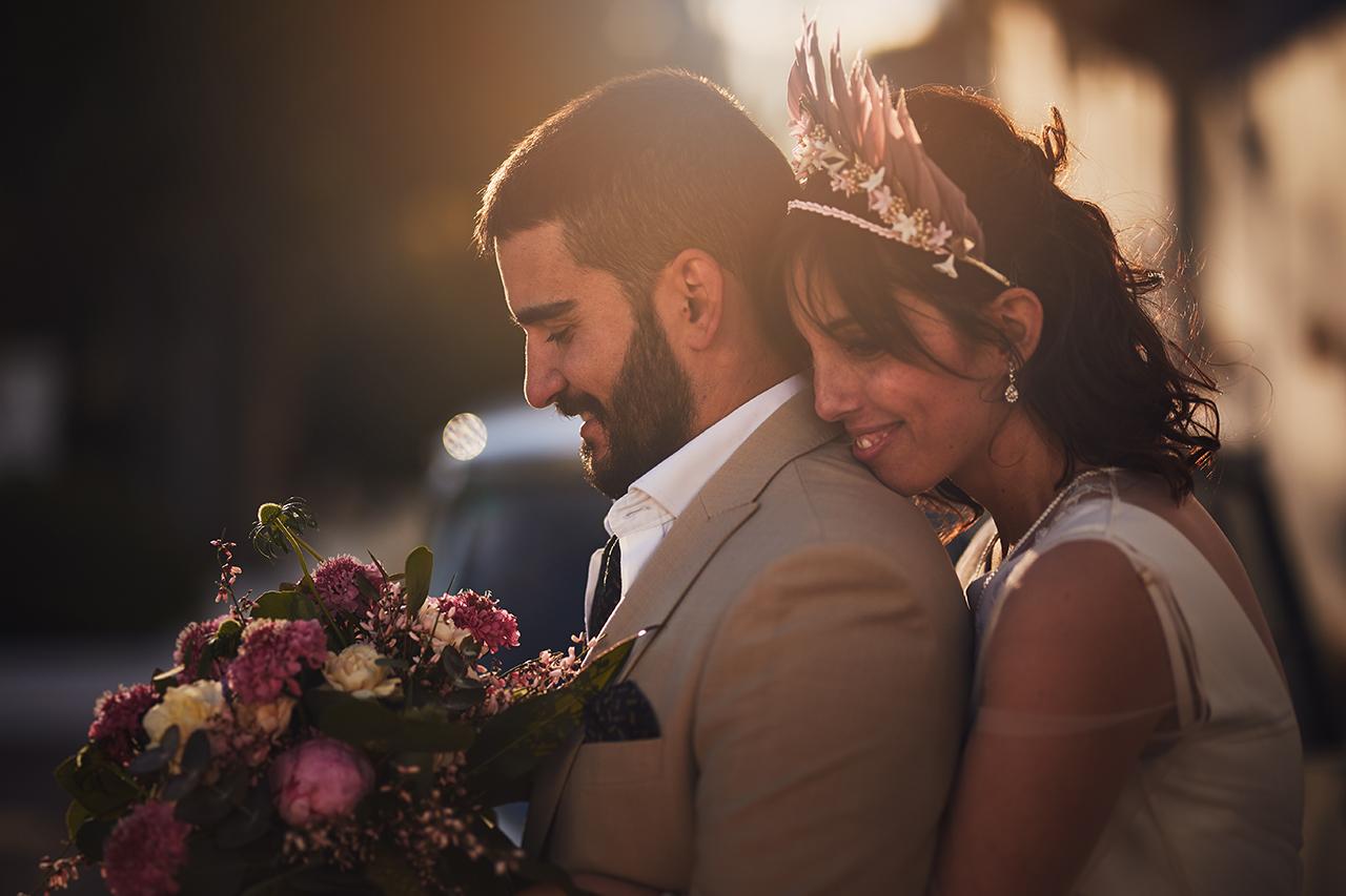 boda romantica en Zaragoza
