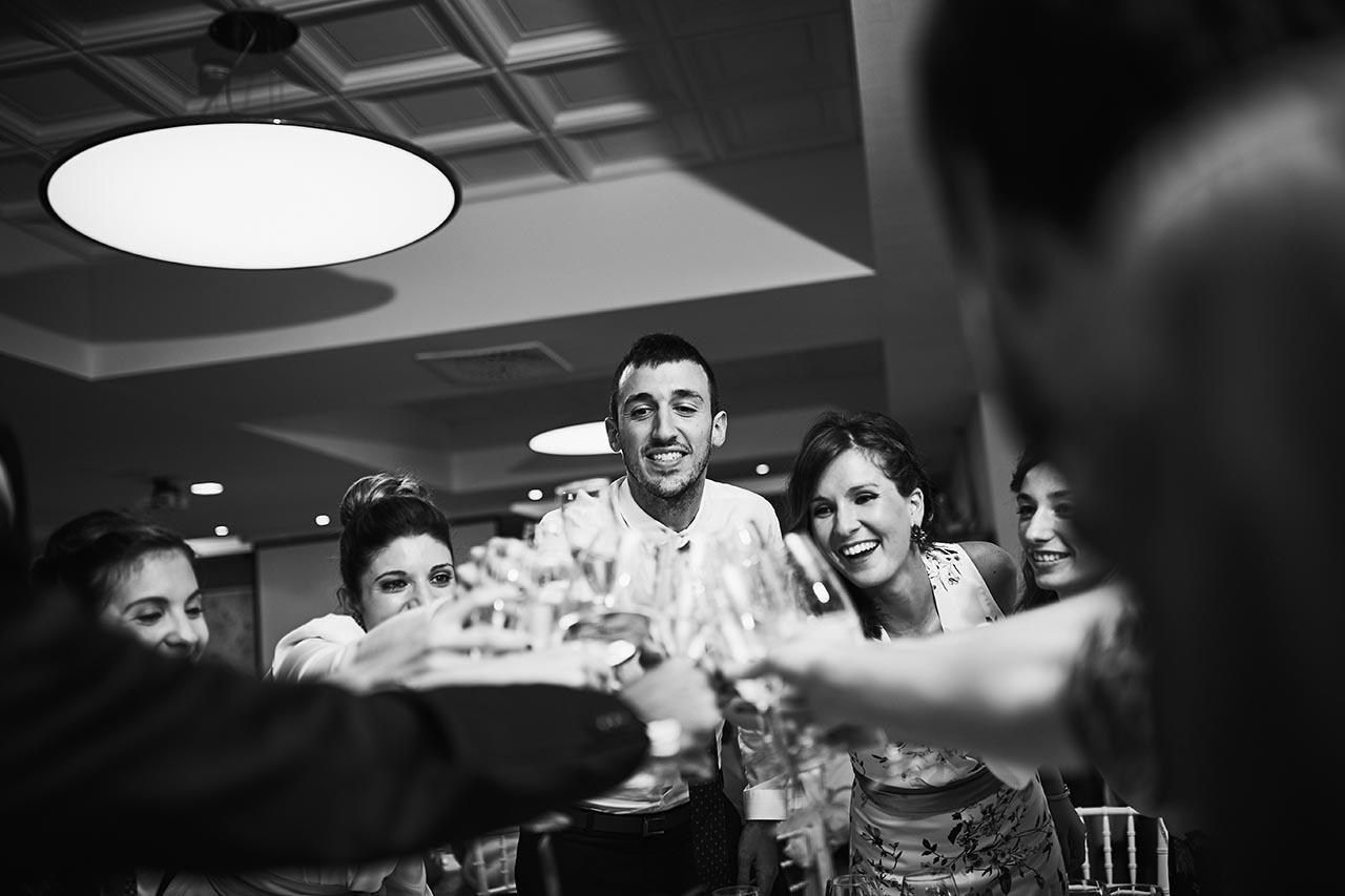 brindis boda Zaragoza