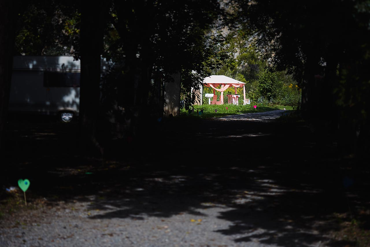camping Saravillo boda