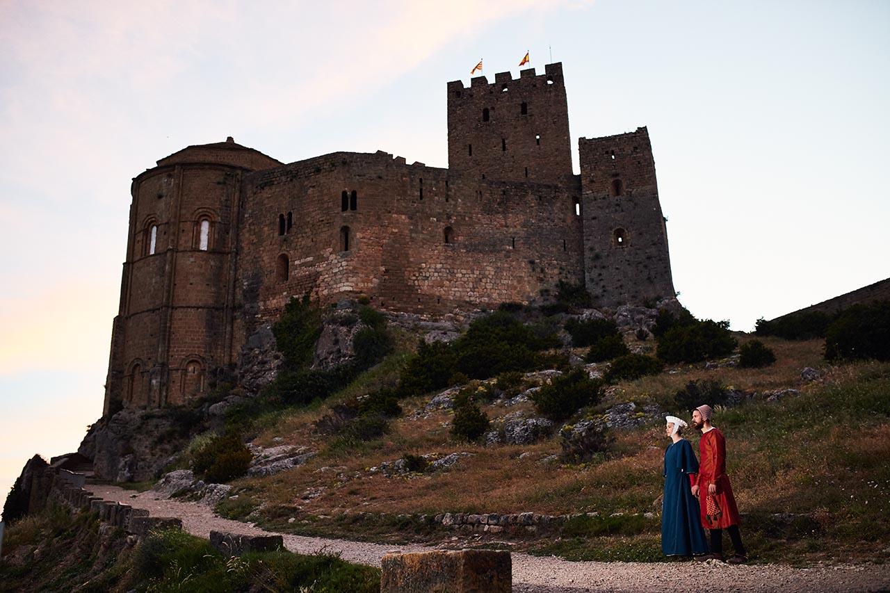 castillo de loarre preboda