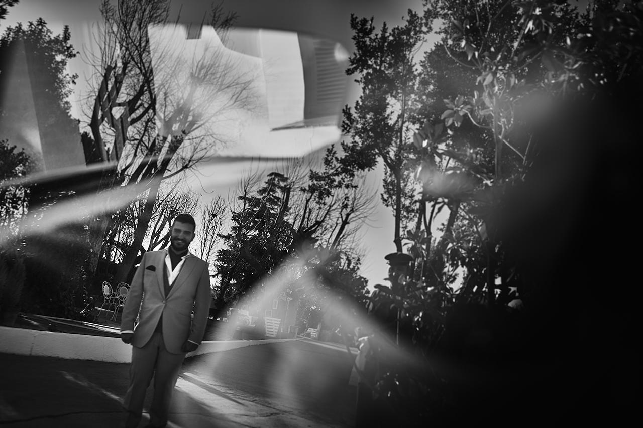 coche de novios boda Zaragoza