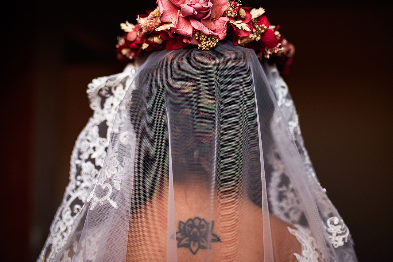 complementos de novia en Zaragoza