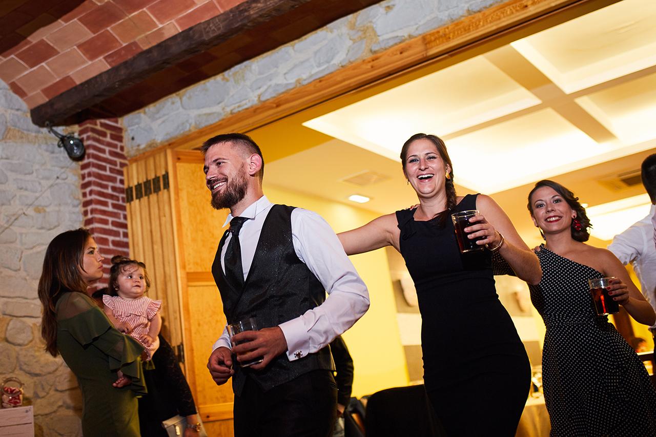 fiesta boda ejea luna cinco villas