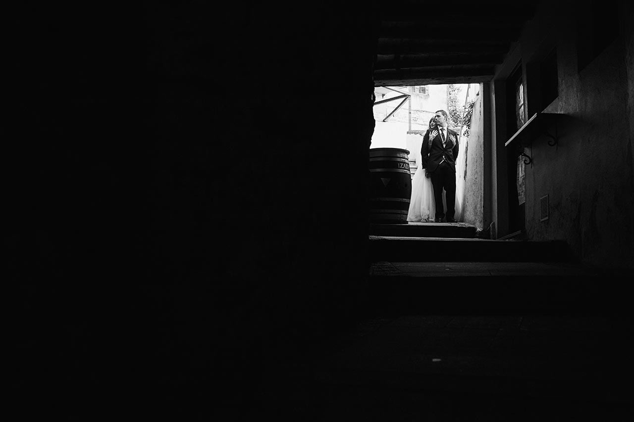 fotografo de bodas en Cedeira