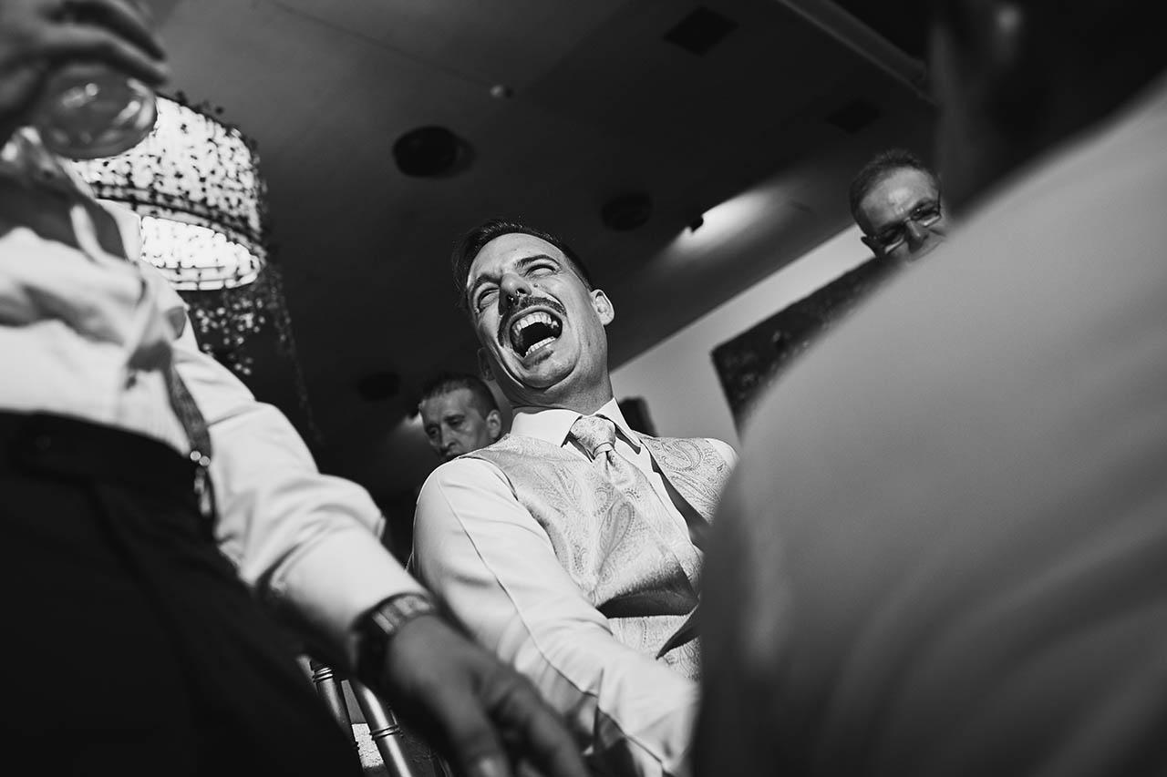 humor boda Zaragoza