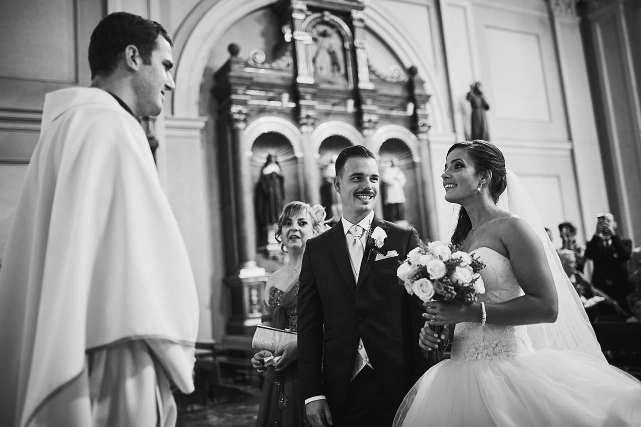 llegada novia boda iglesia