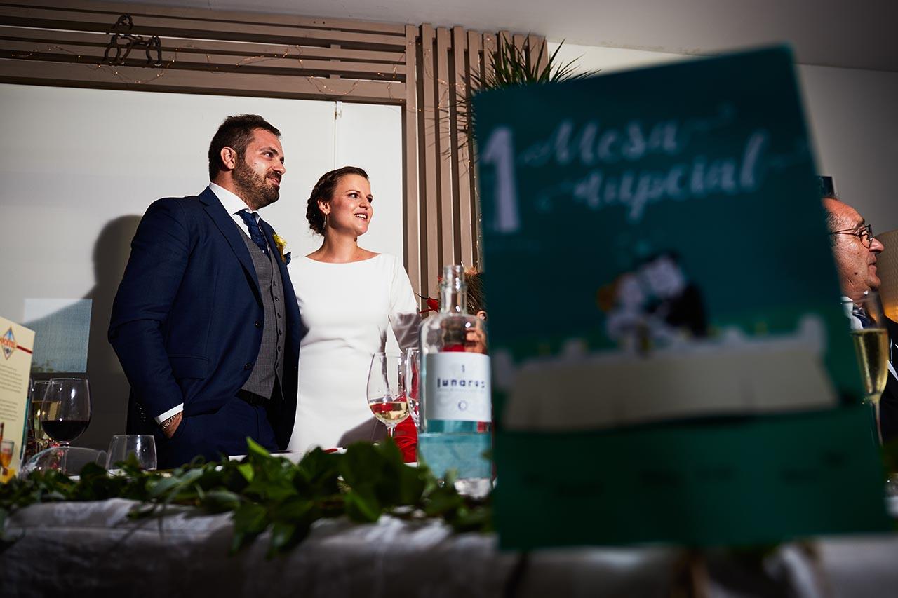 mesa nupcial boda