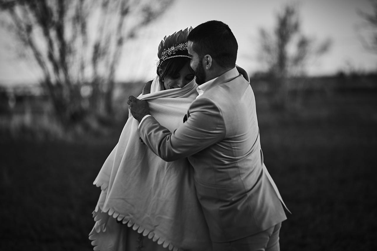 momentazo novios boda Zaragoza
