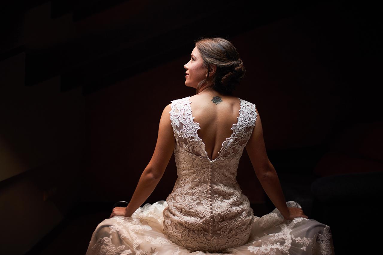 novia boda ejea luna Zaragoza