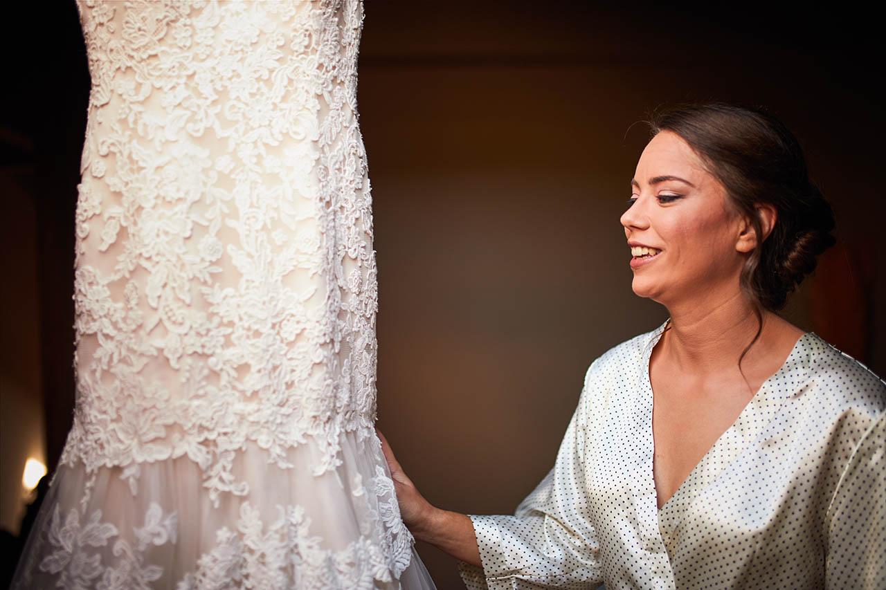 novia boda ejea