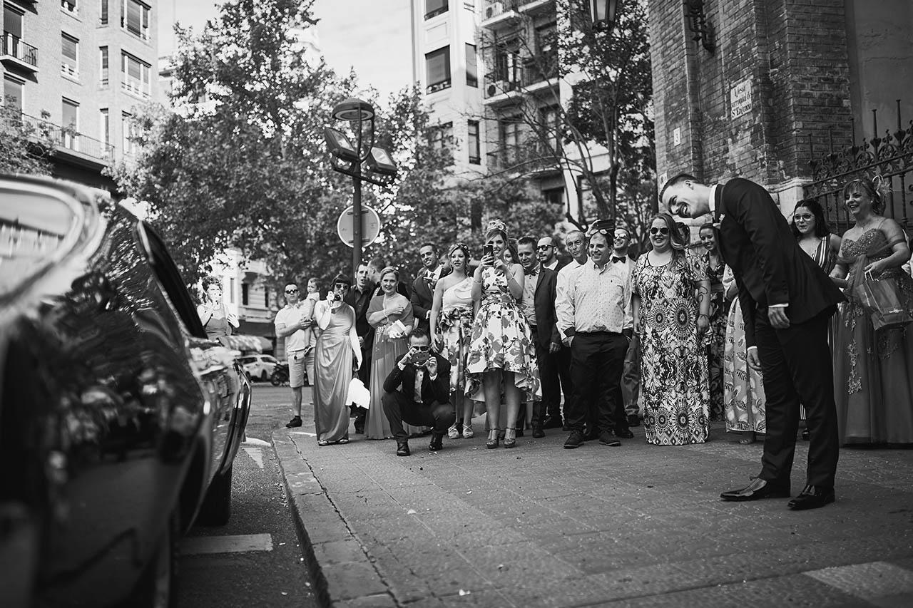 novio boda iglesia boda
