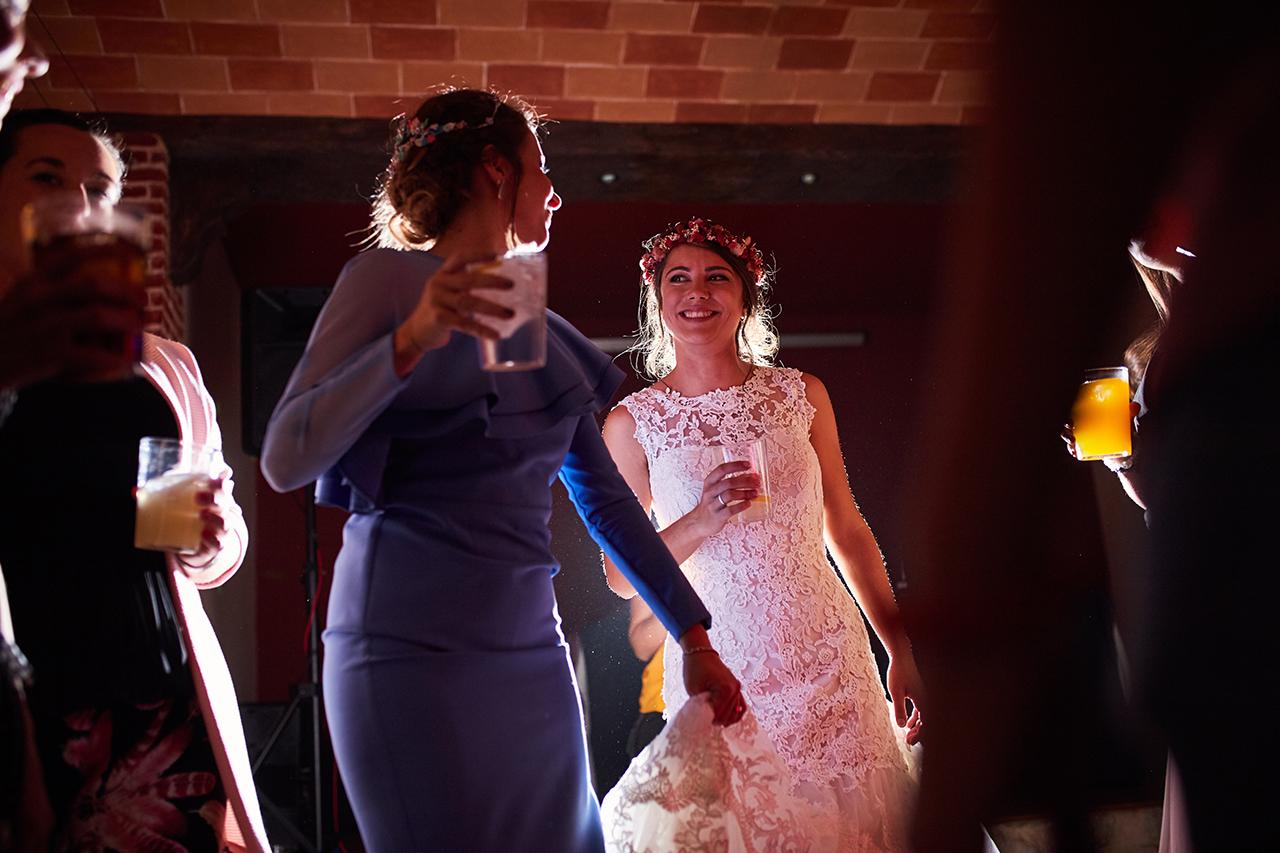 novios boda fiesta luna ejea