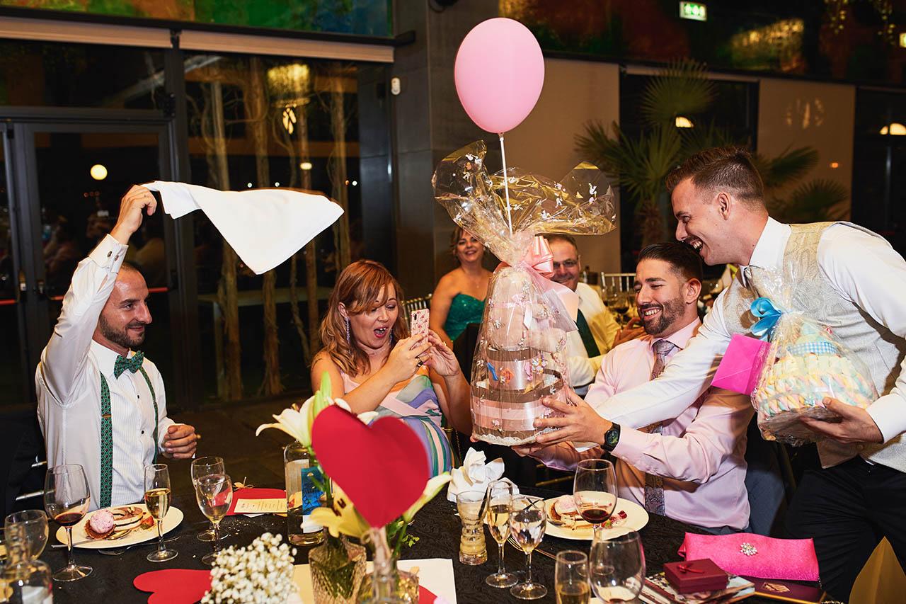 regalos novios boda Zaragoza