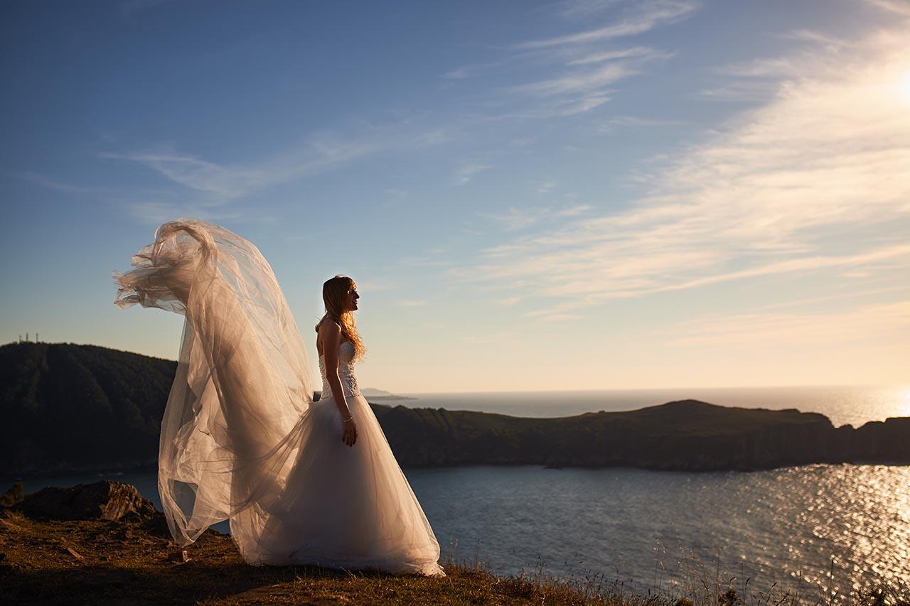 vestido novia postboda