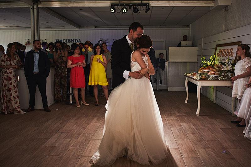 baile nupcial boda zaragoza