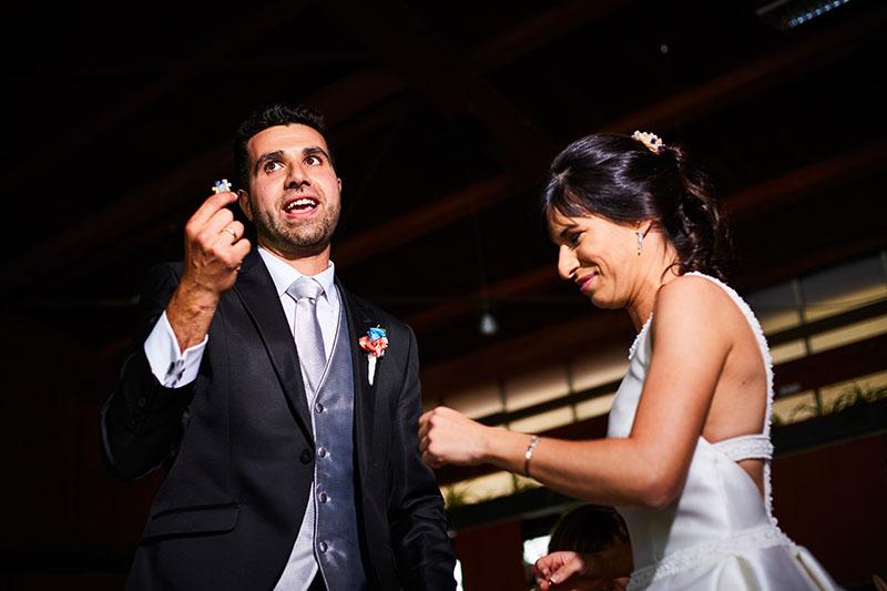 bromas amigos boda