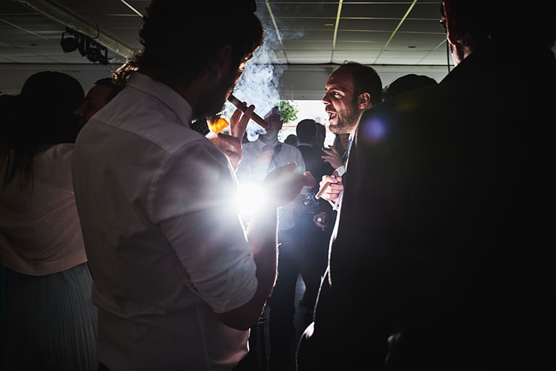 discoteca boda