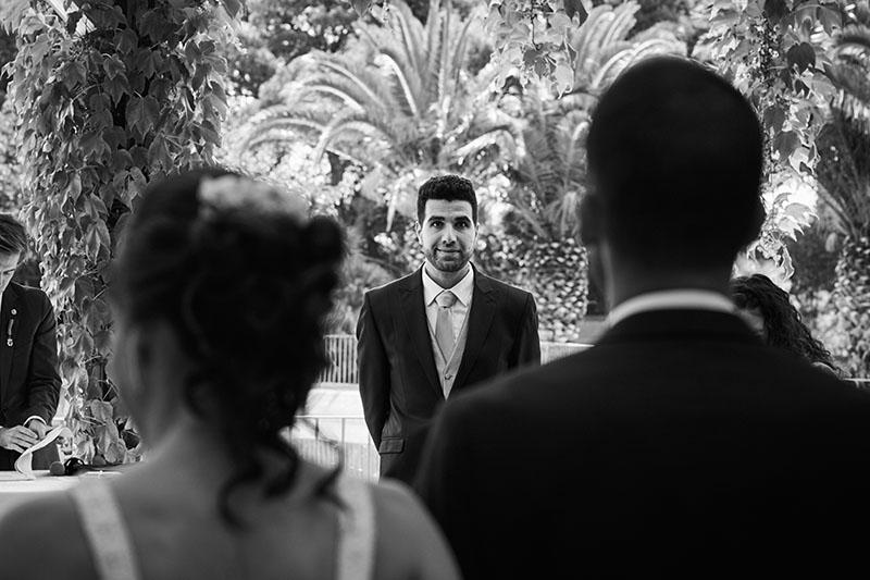miradas boda