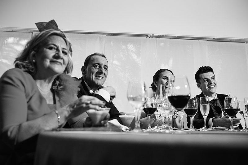 banquete boda hiberus