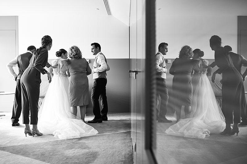 boda en el hotel hiberus