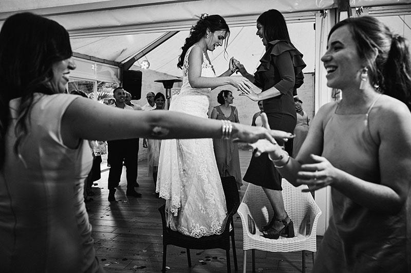 fiesta boda Zaragoza tierrabella