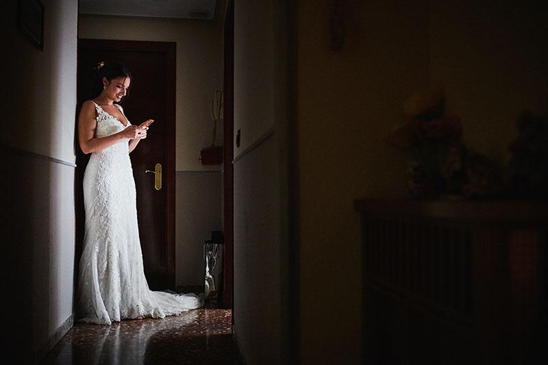 novia espera boda