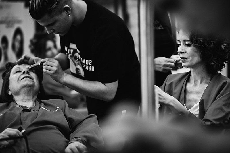 novia peluqueria tudela