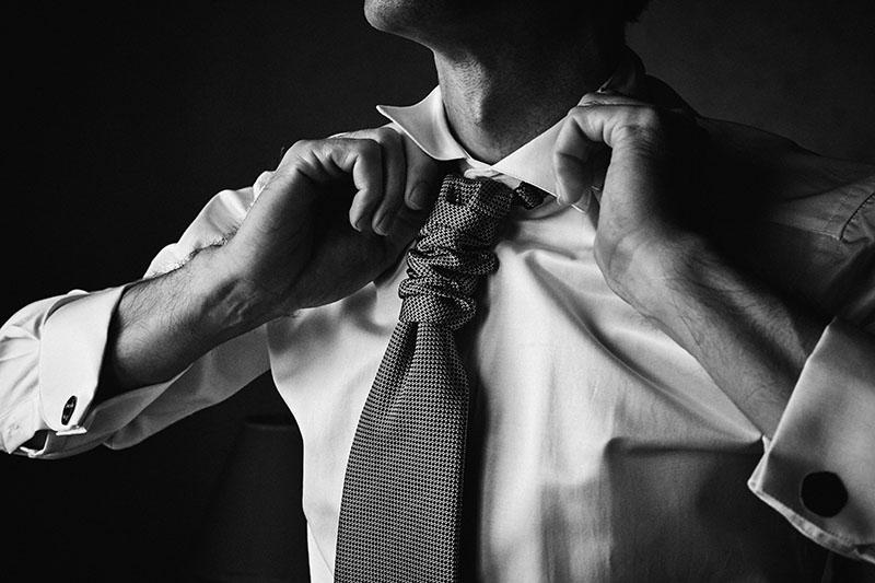 novio corbata Tudela