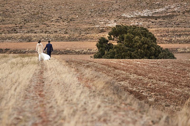 postboda en Teruel Blesa