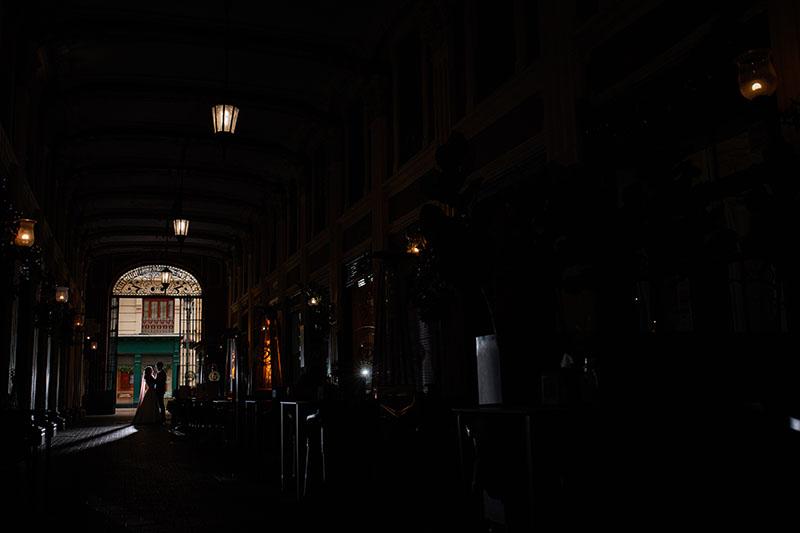 postboda pasaje Zaragoza